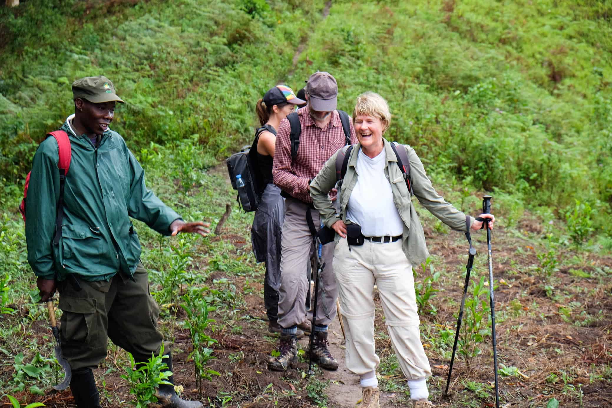 Gorilla Trekking Uganda Group