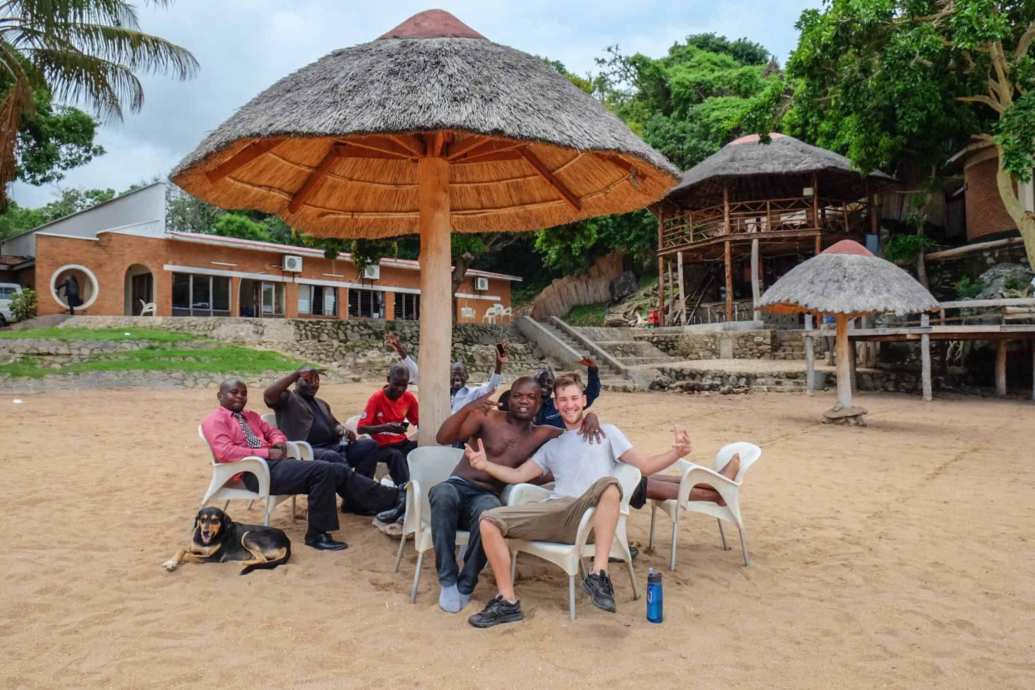 Malawi Beach