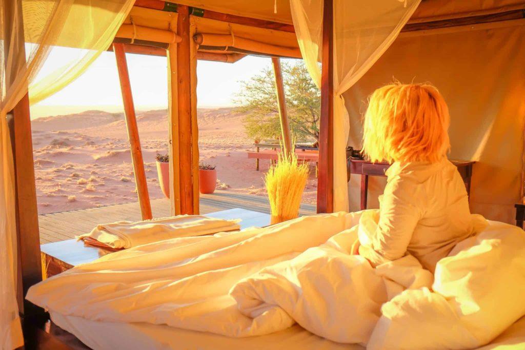 Wolwedans Namibia Sunrise